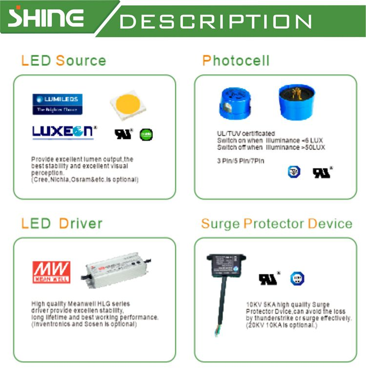 SH11 Series Street Light