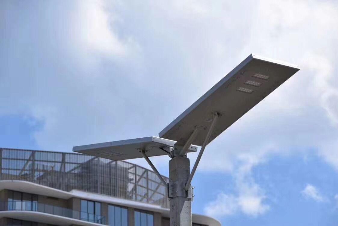 Brazil Intergrated Solar LED Street Light