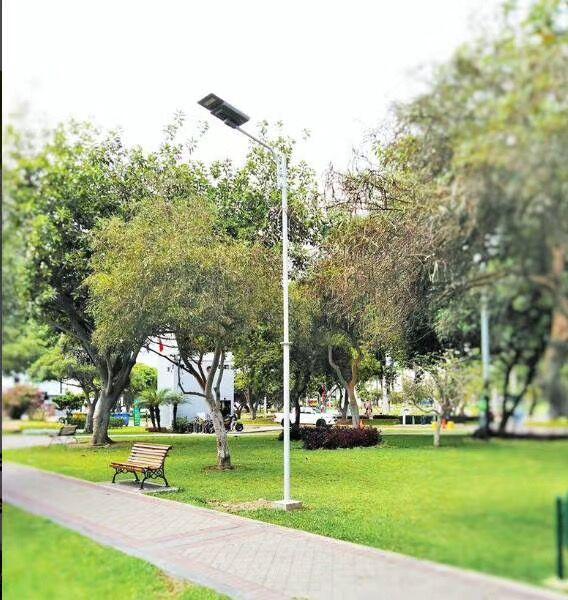 Peru Intergrated LED Street Light