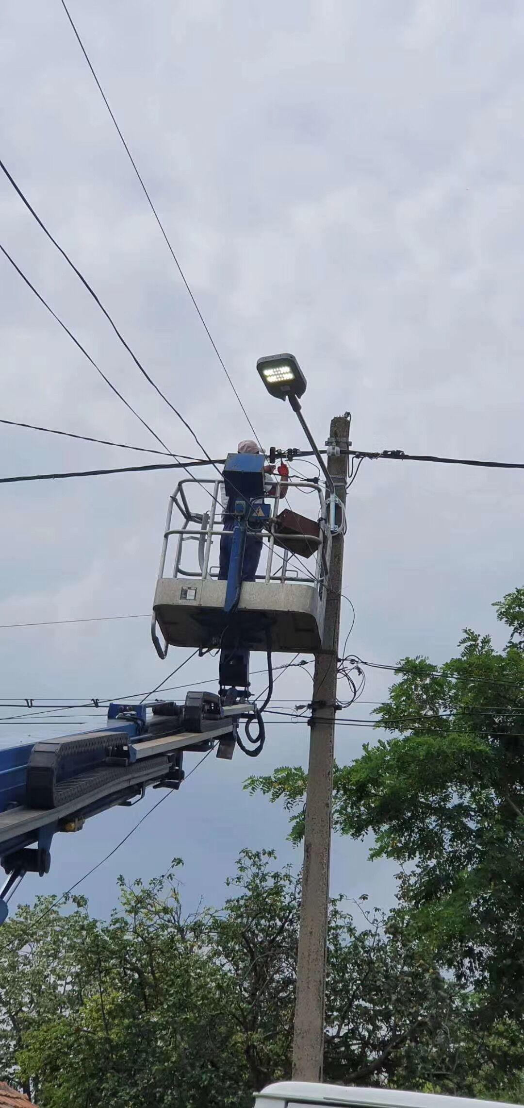 Romania LED Street Light