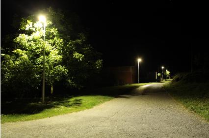 Bosnia,Virovitica LED Street Light