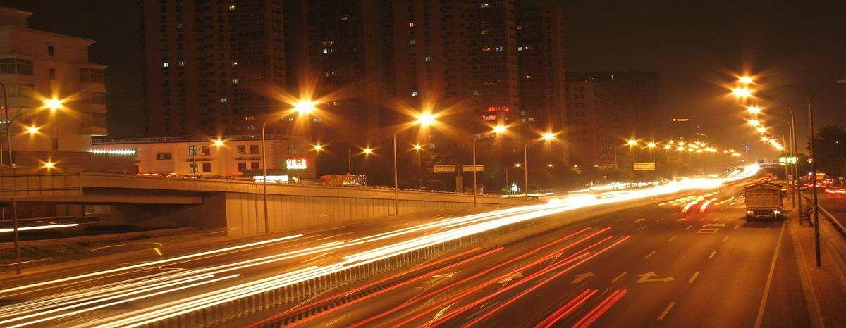 Solar Semi Integrated LED street light